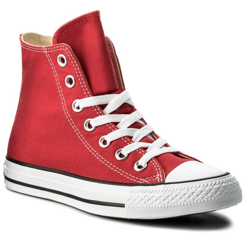Sportschuhe CONVERSE-All Star Hi M9621C Red