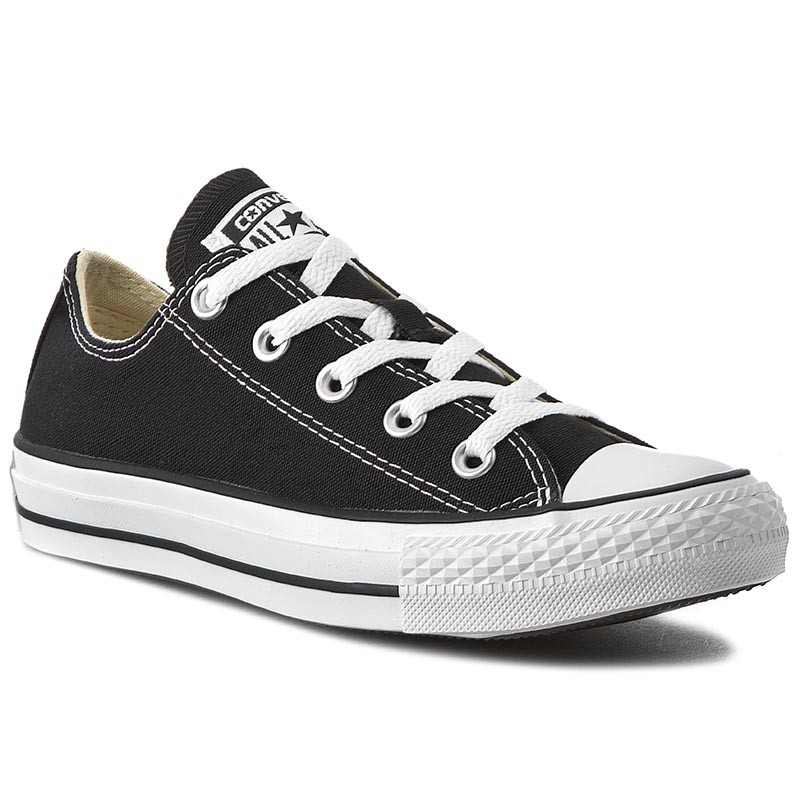 Sportschuhe CONVERSE-All Star Ox M9166C Black