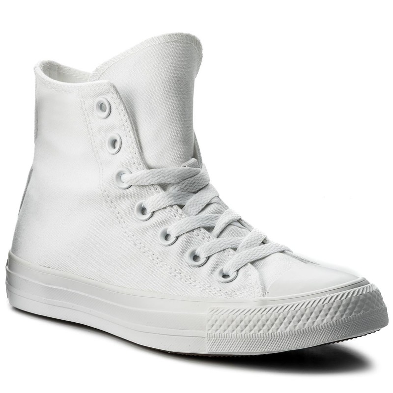Sportschuhe CONVERSE-Ct As Sp Hi 1U646 White Monochrome