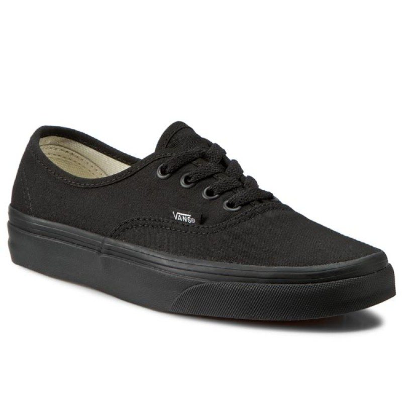 Turnschuhe VANS-Authentic VN000EE3BKA Black/Black