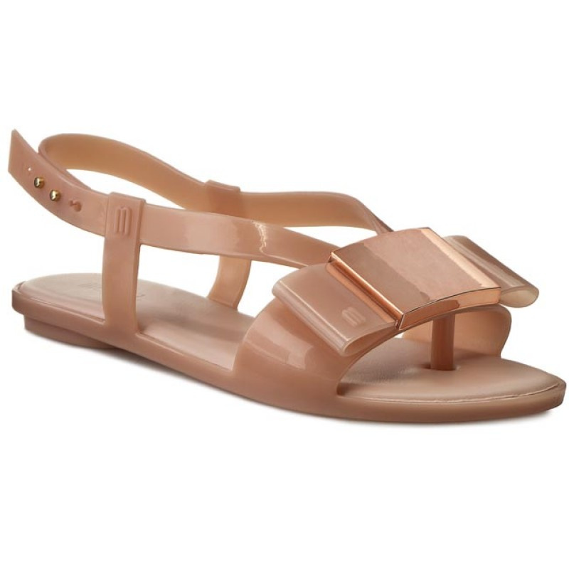 Zehentrenner MELISSA-Flat Lovely Ad 31688 Light Pink 01822