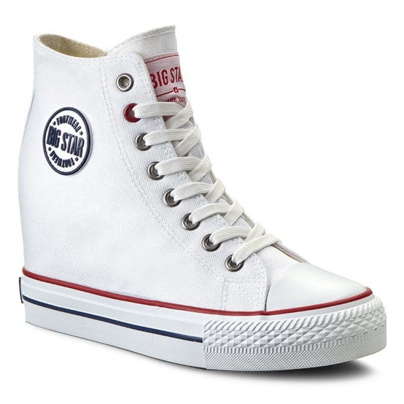 Sneakers BIG STAR-U274904 White