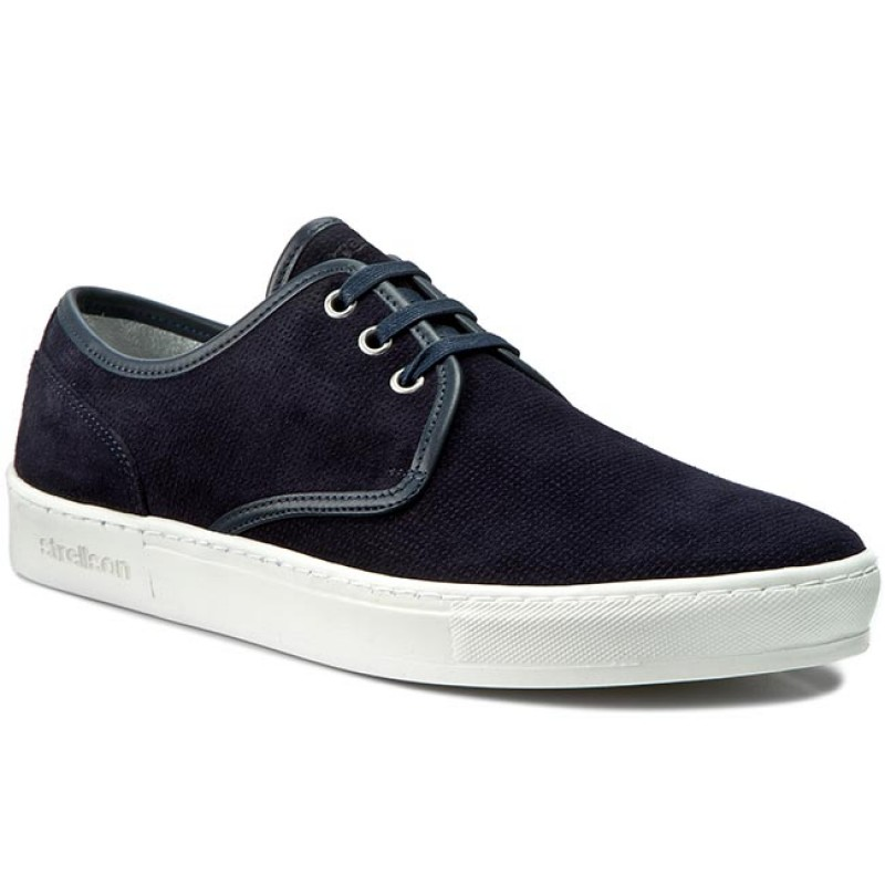 Turnschuhe STRELLSON-Evans Derby Lace 4010001857 Dark Blue 402