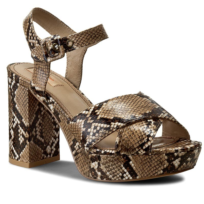 Sandalen PEPE JEANS-Grace Animal PLS90160 Natural 816
