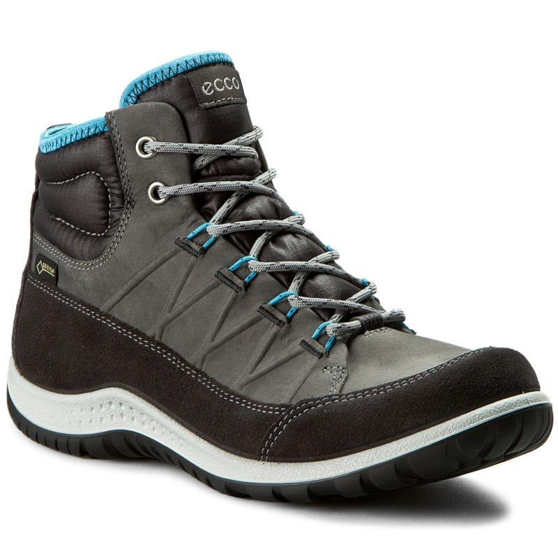 Trekkingschuhe ECCO-Aspina GORE-TEX 83851357066 Moonless/Dark Shadow
