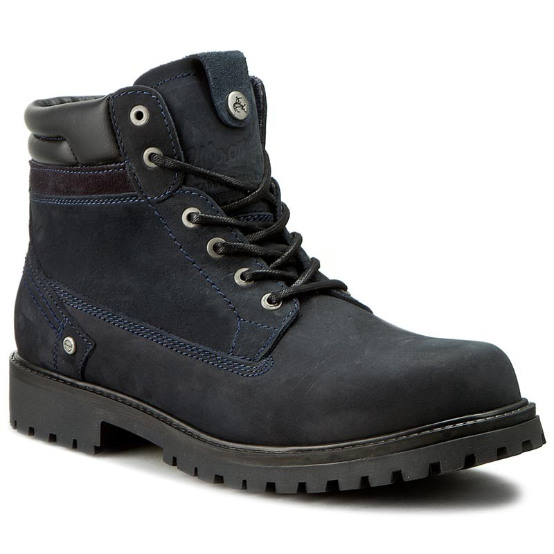 Trapperschuhe WRANGLER-Creek WM162001 Navy 16