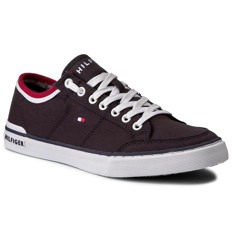 Turnschuhe TOMMY HILFIGER-Harrington 5D2 FM0FM00543 Midnight 403
