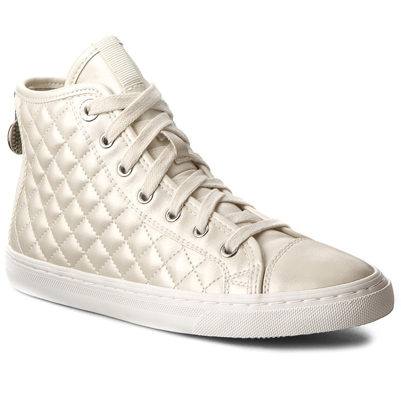 Sneakers GEOX-D CClub A D4258A 000NF C1000 White
