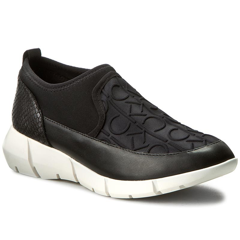 Sneakers CALVIN KLEIN BLACK LABEL-Winona E4778 Black