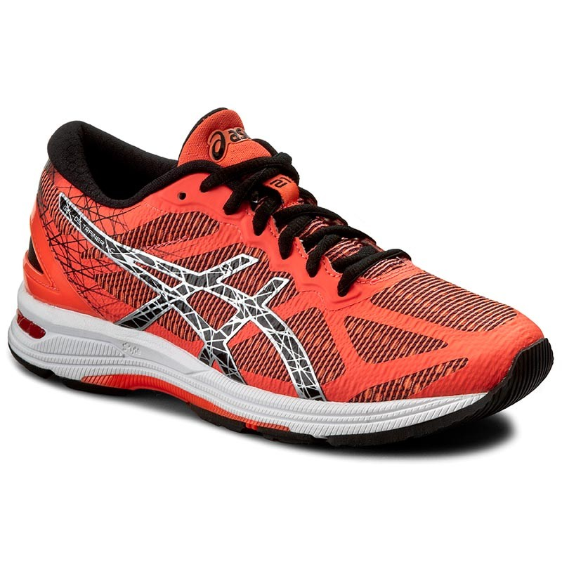 Schuhe ASICS-Gel-Ds Trainer 21 Nc T675N Flash Coral/Black/White 0690