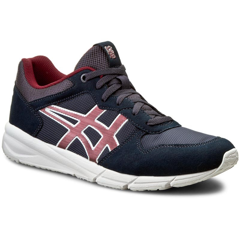 Sneakers ASICS-TIGER Shaw Runner H6F0N India Ink/Burgundy 5026