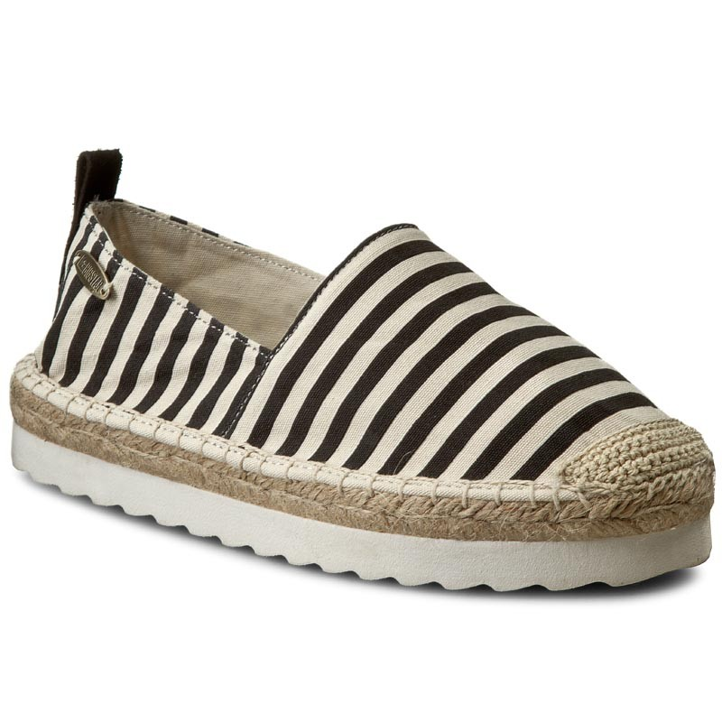 Espadrilles BIG STAR-W274003 White/Black