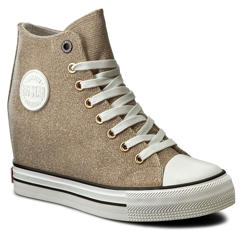 Sneakers BIG STAR-W274676 Gold