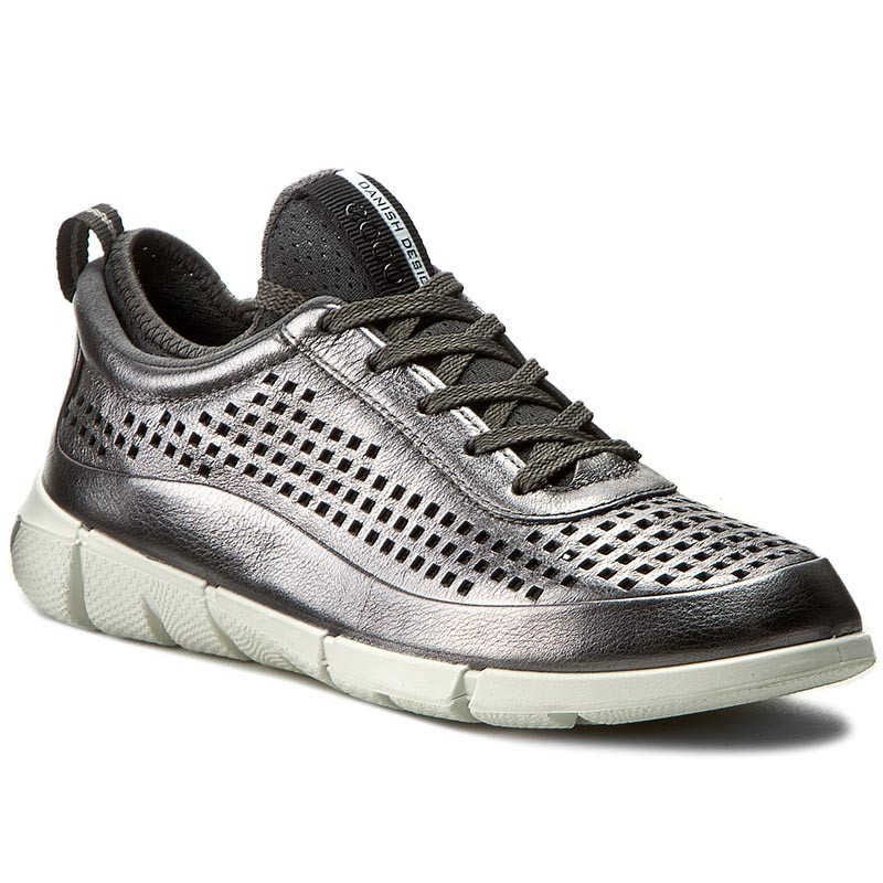 Sneakers ECCO-Intrinsic 1 86001359222 Dark Shadow Metallic