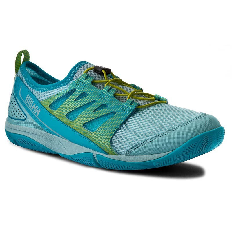 Schuhe HELLY Aqua/Aquamarine/Electric HANSEN-Aquapace 2 111-46236 Light Aqua/Aquamarine/Electric HELLY Yellow a5d362