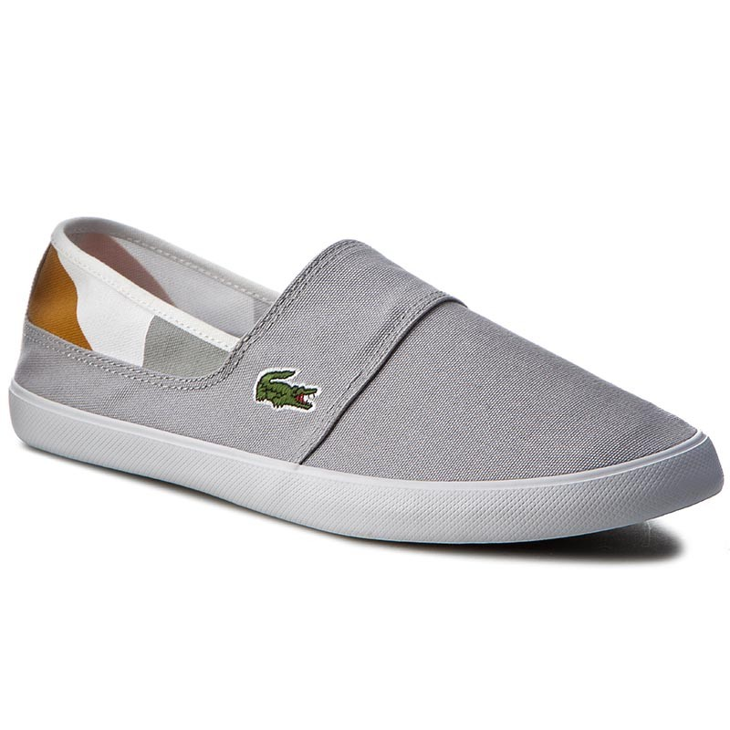 Turnschuhe LACOSTE-Marice 117 2 CAM 7-33CAM1068007 Gry