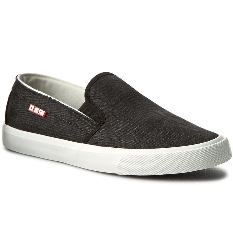 Turnschuhe BIG STAR-W174471 Black
