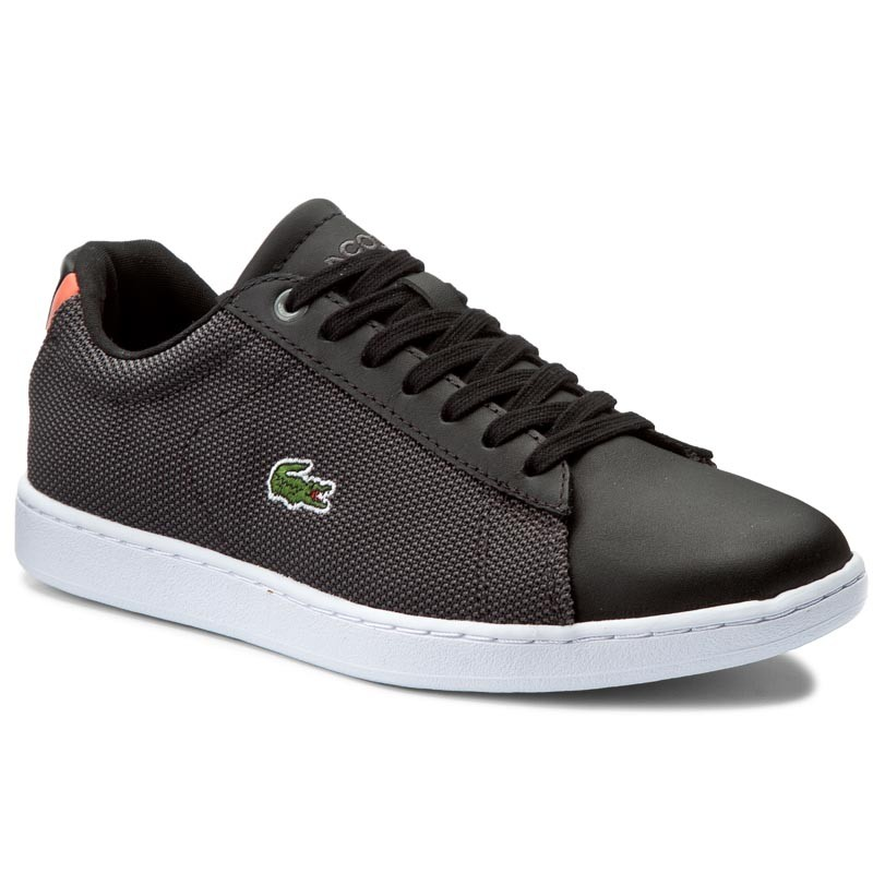 Sneakers LACOSTE-Carnaby Evo 117 1 Spw 7-33SPW1010024 Blk