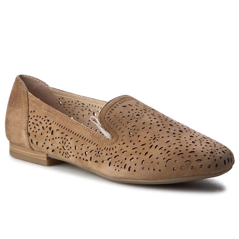 Lords Schuhe CAPRICE-9-24501-28  Nut Suede 326