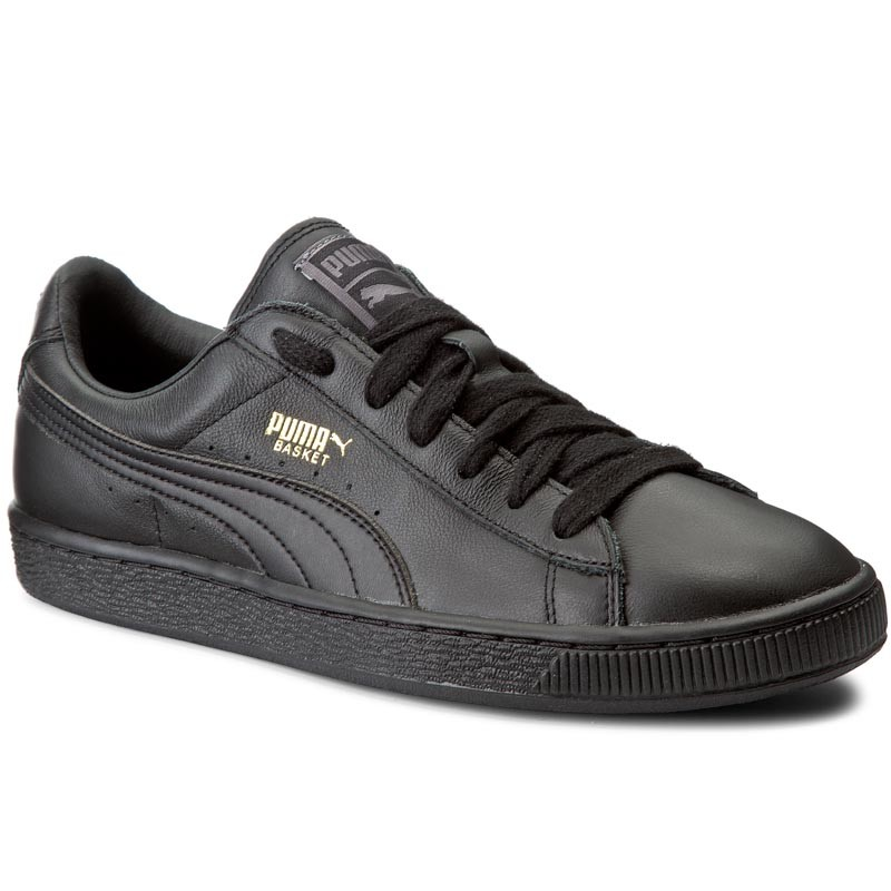 Sneakers PUMA-Basket Classic Lfs 354367 19 Black/Team Gold