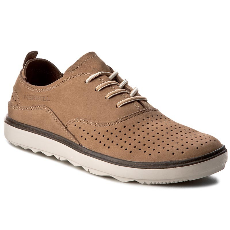 Halbschuhe MERRELL-Around Town Lace Air J03694 Tan