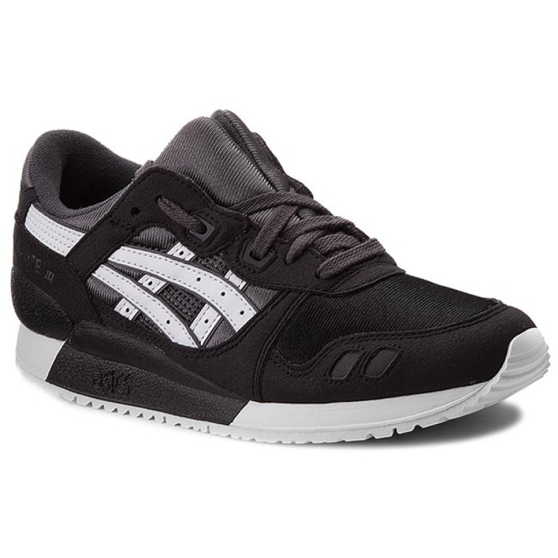 Sneakers ASICS-TIGER Gel-Lyte III GS C5A4N Dark Grey/White 9501