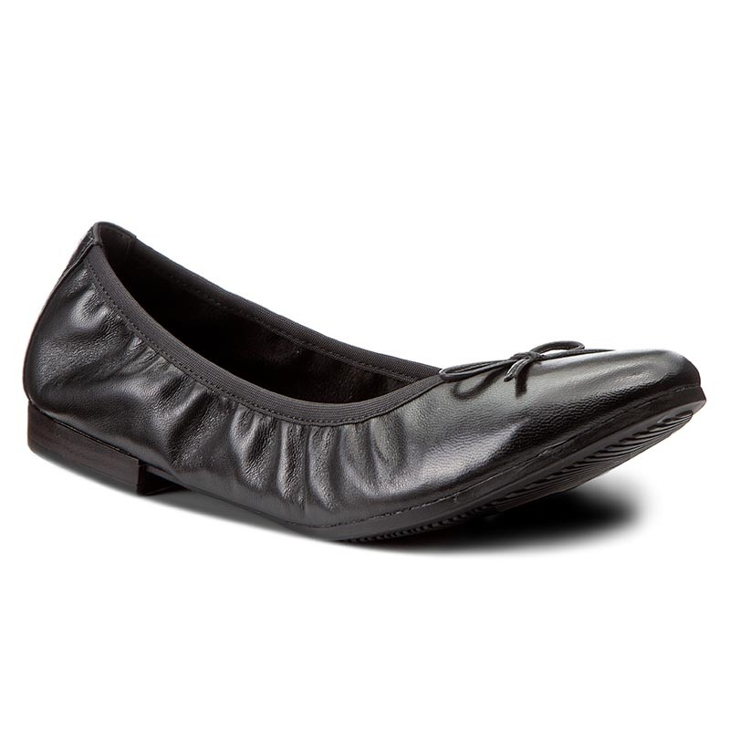 Ballerinas TAMARIS-1-22116-29 Black Leather 003