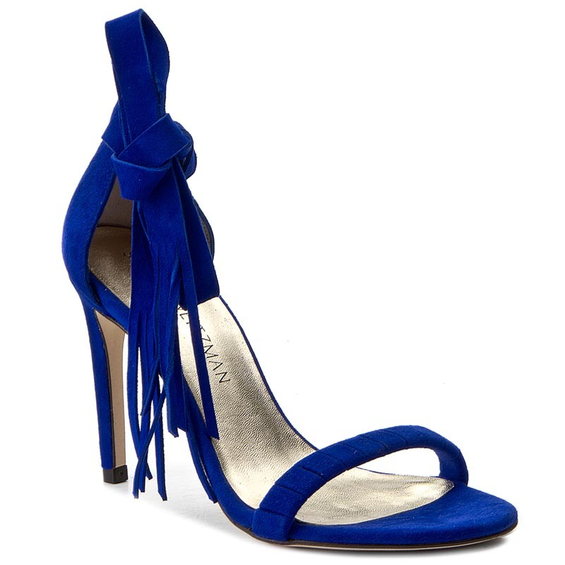 Sandalen STUART WEITZMAN-Crafty Electric Suede
