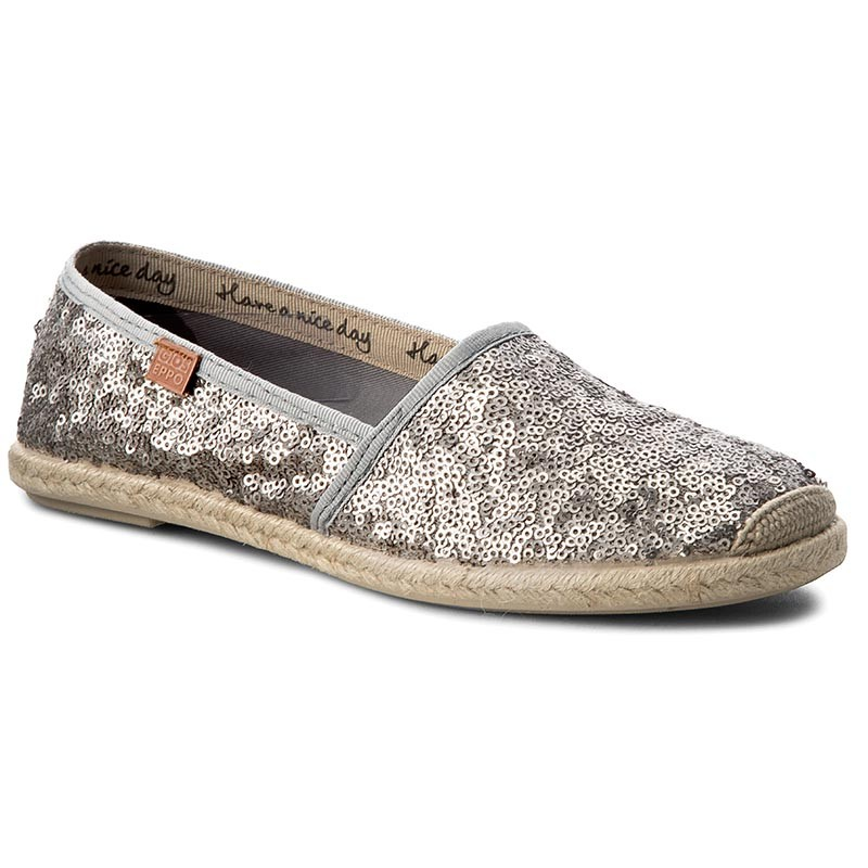 Espadrilles GIOSEPPO-Magesty 40154-47 Silber