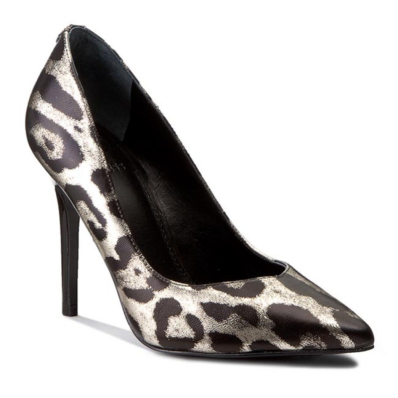 High Heels GUESS-Becool FLCOL3 LEP08 LEOPA