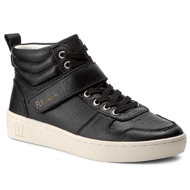 Sneakers FLY LONDON-Midafly P143834002 Black