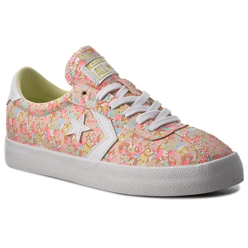 Sneakers CONVERSE-Breakpoint Ox 555953C Sunset Glow/Lemon Haze/White