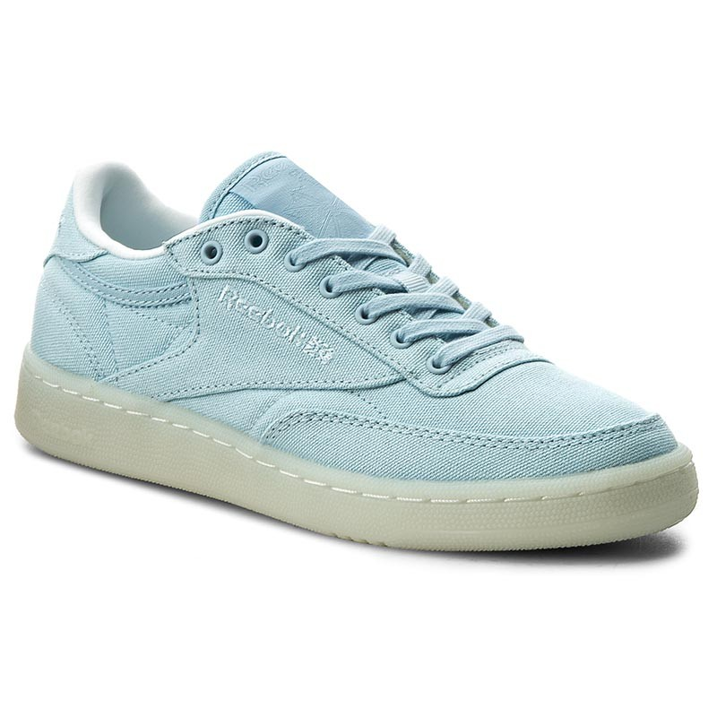 Schuhe Reebok-Club C 85 BD2841 Zee Blue/White