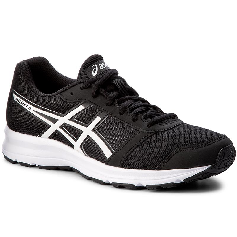 Schuhe ASICS-Patriot 8 T669N Black/White/White 9001