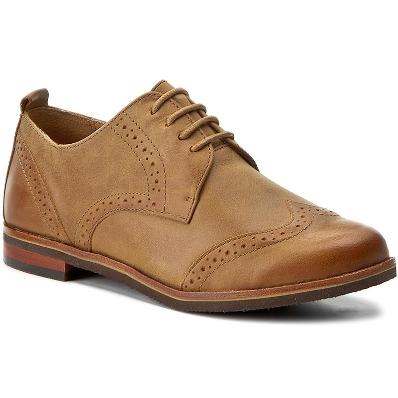 Oxfords CAPRICE-9-23200-29 Cognac Antic 311