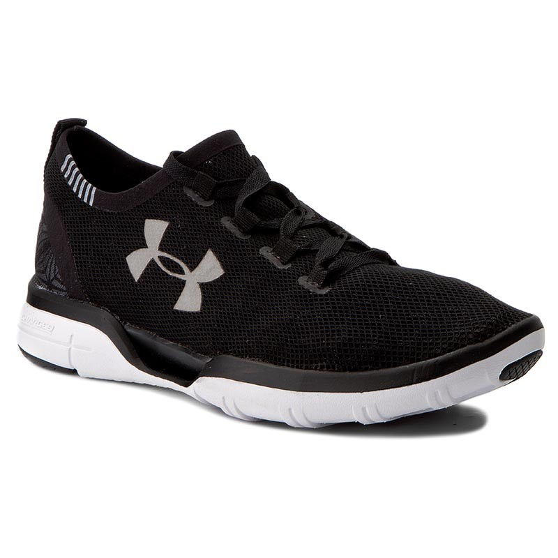 Schuhe UNDER ARMOUR-Ua Charged Coolswitch Run 1285485-001 Blk/Wht/Wht