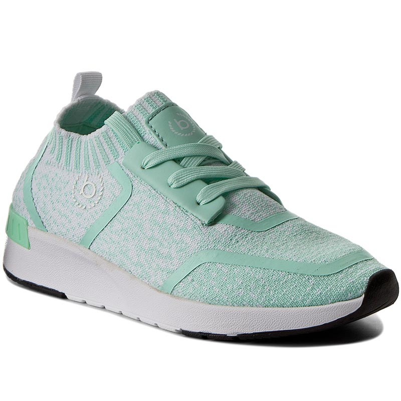 Sneakers BUGATTI-DY5161-6-446 Turquoise Blue