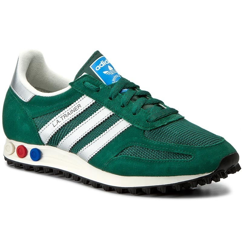 Schuhe adidas-La Trainer Og BY9325 Cgreen/Msilve/Cblack