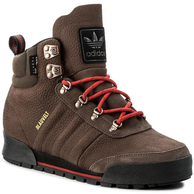 Schuhe adidas-Jake Boot 20 BY4109 Brown/Scarle/Cblack