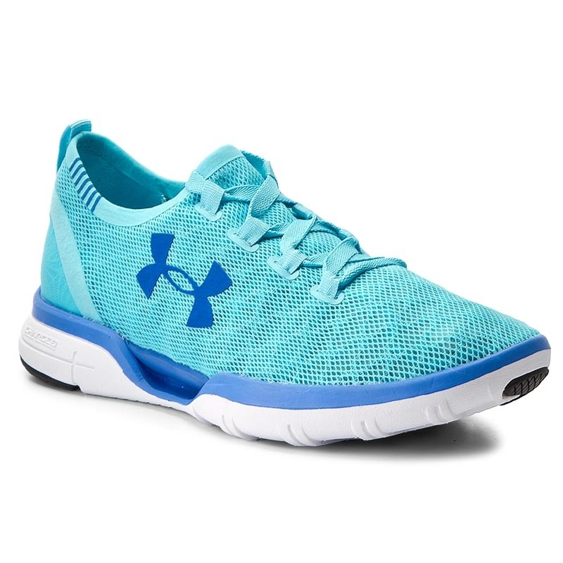 Schuhe UNDER ARMOUR-Ua Charged Coolswitch Run 1285485-448 Veb/Wht/Med