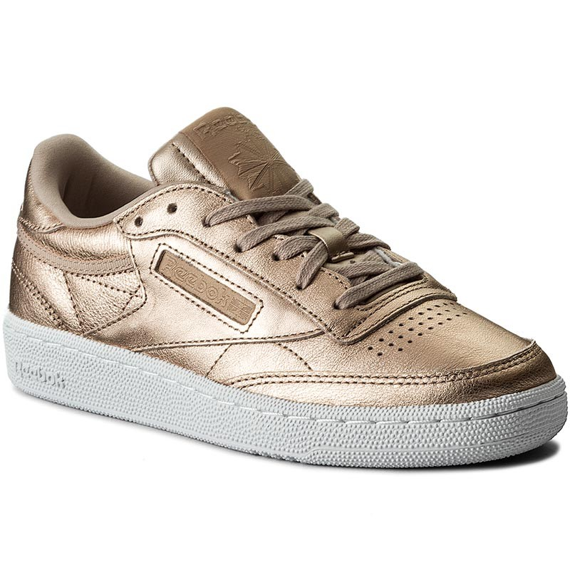 Schuhe Reebok-Club C 85 Melted Metal BS7899 Pearl Met/Peach/White