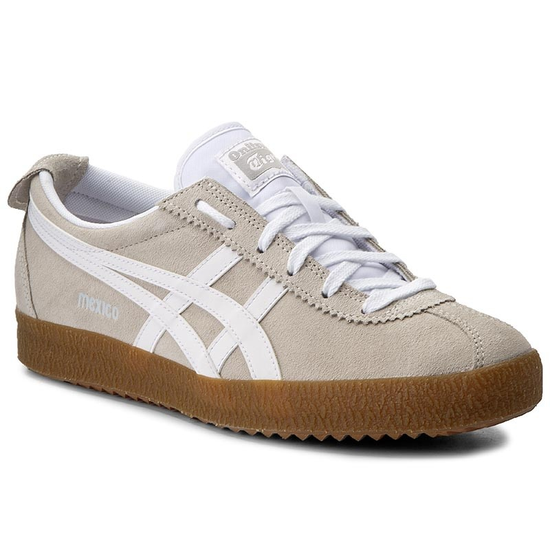 Sneakers ASICS-ONITSUKA TIGER Mexico Delegation D639L White/White 0101