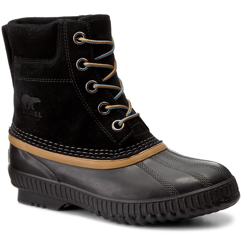 Schneeschuhe SOREL-Youth Cheyanne II Lace NY2673 Black 010