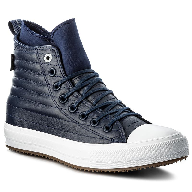 Sportschuhe CONVERSE-Ctas Wp Boot Hi 157490C Midnight Navy/Wolf Grey