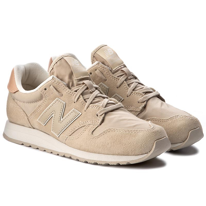 Sneakers NEW BALANCE-WL520BS Beige