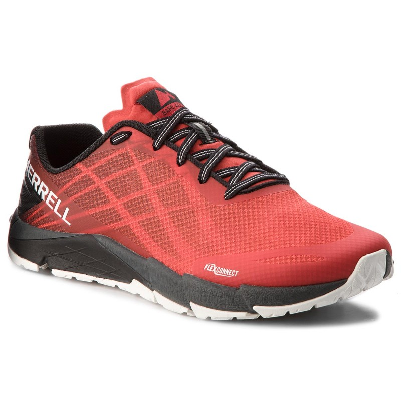 Schuhe MERRELL-Bare Access Flex J09655 High Risk Red