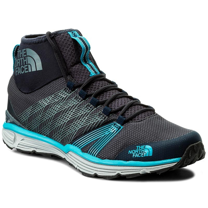 Schuhe THE NORTH FACE-Litewave Ampere II Hc T939IMYYH  Urban Navy/Seaport Blue