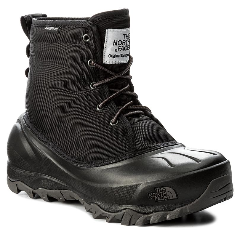 Schneeschuhe THE NORTH FACE-Tsumoru Boot T93MKTWE3 Tnf Black/Dark Gull Grey