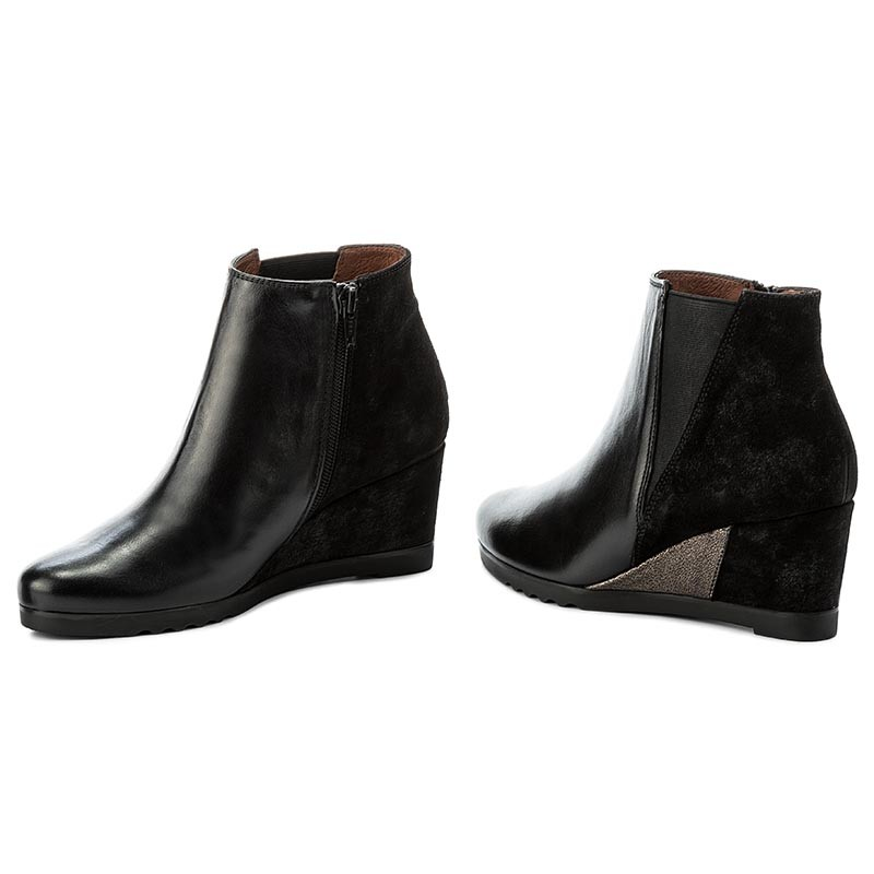 Stiefeletten HISPANITAS-April CHI75890 Black