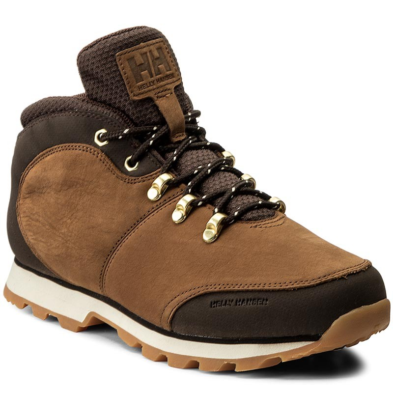 Trekkingschuhe HELLY HANSEN-Avesta 112-38766 Whiskey/Coffe Bean/Natura/Light Gum
